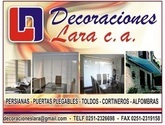 DECORACIONES LARA, C.A