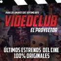 VIDEO CLUB EL PROYECTOR