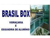 VIDRAÇARIA BRASIL BOX E ESQUADRIAS DE ALUMÍNIO