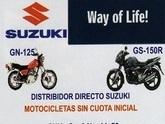 DISTRIBUIDOR MOTOCICLETAS SUZUKI FUSAGASUGA
