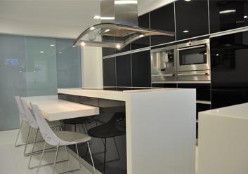 Cocinas modernas for Cocinas italianas modernas