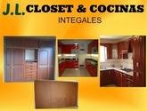 CLOSET & COCINAS  J.L.