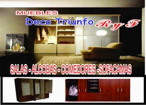 Muebles deco triunfo ryf Closets