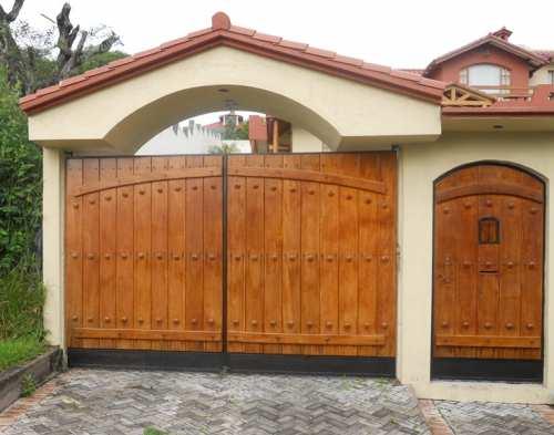 Puertas de garaje pasamanos cerramientos aiyellow - Puertas para cerramientos ...