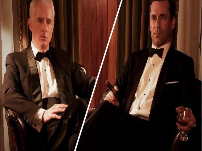 3 secretos de branding de Mad Men