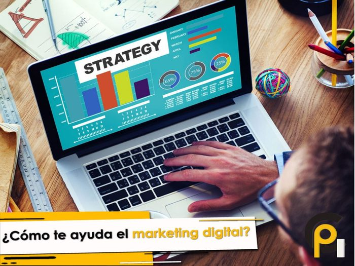 ¿Cómo beneficia el marketing digital a tu negocio?